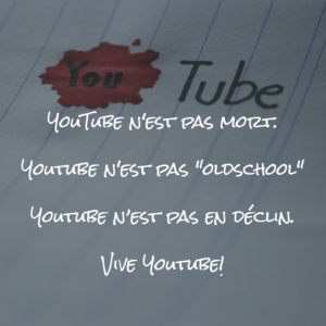 Vive le Seo youtube